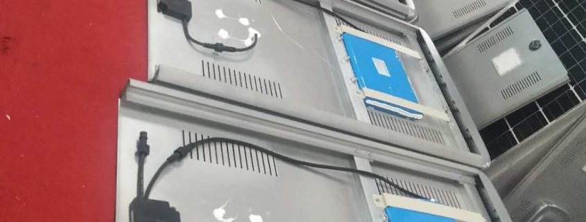 solar street light manufaturer