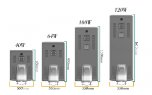 price of solar led street light