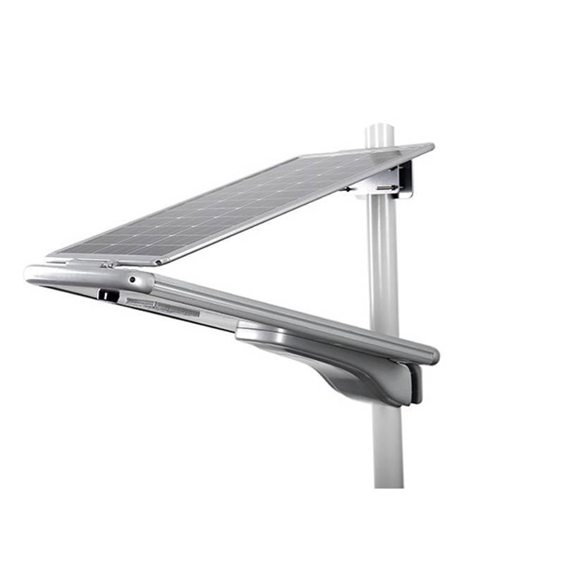 Foldable design all in one solar street light