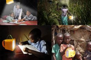 solar street light in Africa