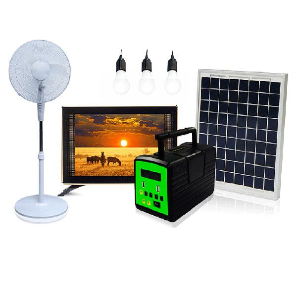 Solar Home LED lighting system